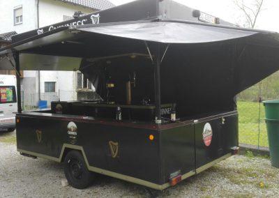 es war einmal  ...ein  Guinnesswagen...